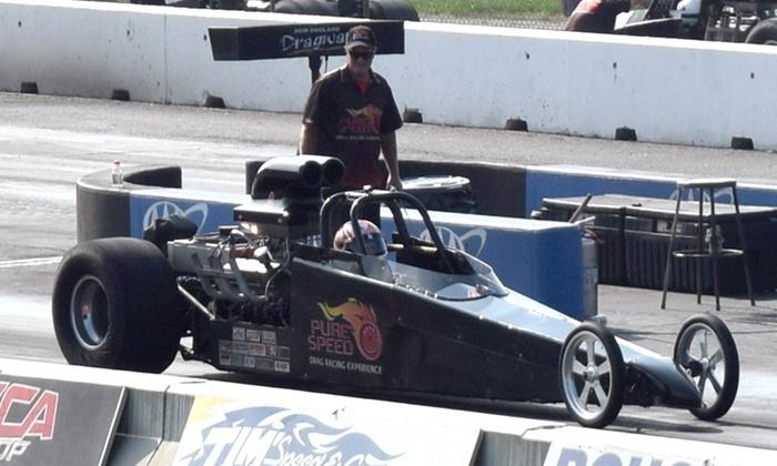 Pure Speed Drag Racing in - Albuquerque, NM | Groupon