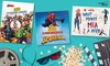 Up to 50% off Personalized Children's Marvel Avengers Books