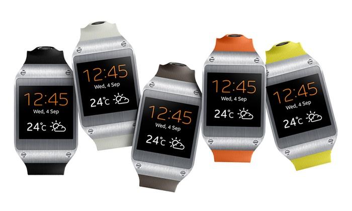 $99 Samsung Galaxy Gear SmartW...