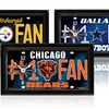NFL #1 Fan Clocks