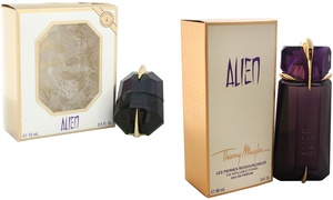 Thierry Mugler Alien EDP for Women (0.2, 0.5, 1, 2, or 3 Fl. Oz.)