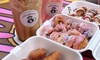 50% Off Food and Drink at Minilicious Donuts