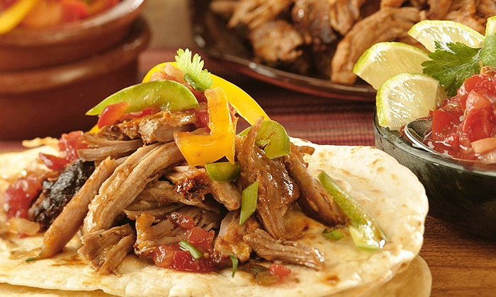 Tipsi Monkey Taco & Tequila Bar - Bartlett: $10 for a $20 Groupon, Good for Pick-Up at Tipsi Monkey Taco & Tequila Bar ($20 Value) Order Online.