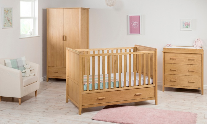 Three Piece Nursery Furniture Set