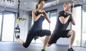 Pure Body Studios - Cary: 10 or 20 TRX and Fitness Training Classes at Pure Body Fitness Studio (Up to 95% Off)