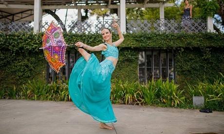 1 o 3 meses de clases de yoga danza, bollywood o oriental en Escuela Patricia Passo (hasta 74% de descuento)