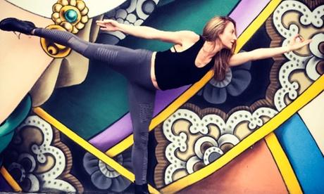 3er-Karte für Yoga-Kurse im Studio 108 Yoga Würzburg