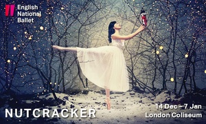ENO: The Nutcracker, 26 December 2016 - 7 January 2017, London Coliseum (Up to 29% Off)
