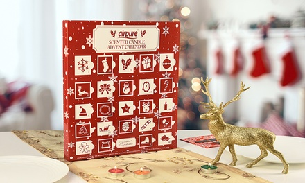 Large Scented Candle Christmas Advent Calendar