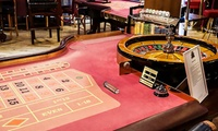 €20 or €40 Toward Casino Credit and Two Beers at Fitzpatricks Casino