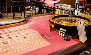Fitzpatrick's Casino: €20 or €40 Toward Casino Credit and Two Beers at Fitzpatrick's Casino