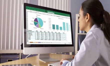 Up to 69% Off on Online Microsoft Office Course at Buying Technology, LLC.