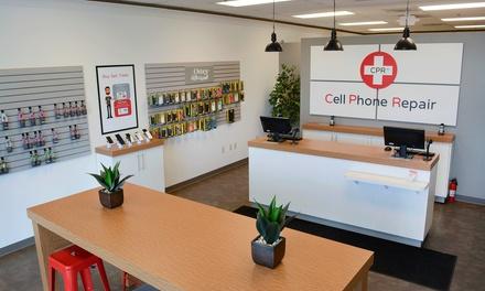 iPhone Glass Repair at CPR Cell Phone Repair at CPR Cell Phone Repair (Up to 66% Off). 10 Options Available.