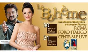 Europa Musica: La Bohème - Grande lirica sotto le stelle di Roma, il 30 e 31 maggio al Foro Italico (sconto fino al 63%)