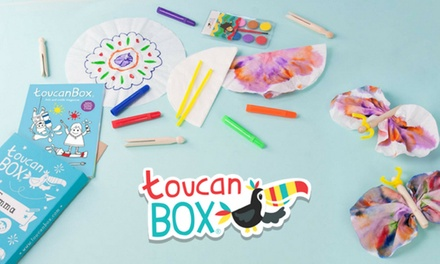 Kit creativi per bambini a 9,99euro