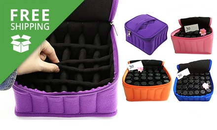 Free Shipping: MakeUp or Essential Oil Carry Case: One Small $17.95, One Large $24.95 or Two Small $27.95