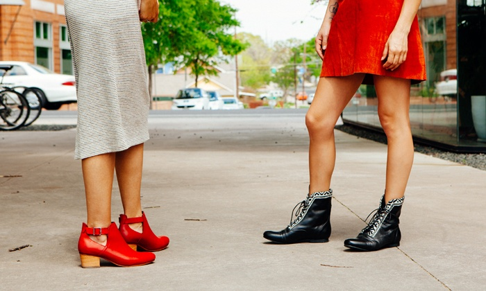 Fortress of Inca HQ - Bouldin Creek: $49 for $100 Worth of Handmade Shoes and Accessories at Fortress of Inca HQ