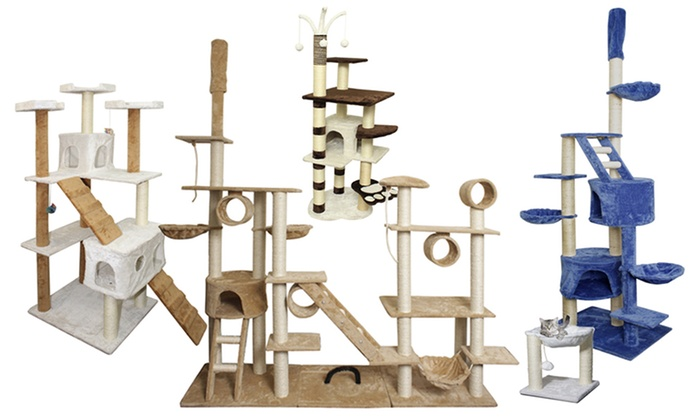 Cat Tree Tower Condo or Hammock