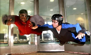 Space walk: Indoor Skydiving Experience for Up to 12 People with Optional Food and Drink at Space Walk (Up to 50% Off)