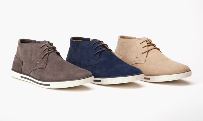 Kenneth Cole Many Crown-s Men's Sneaker Chukka Boots