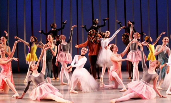 """Richmond Symphony - Carpenter Theatre: Richmond Symphony Presents """"Carnival of the Animals"""" with School of Richmond Ballet on Saturday, March 19, at 11 a.m."""