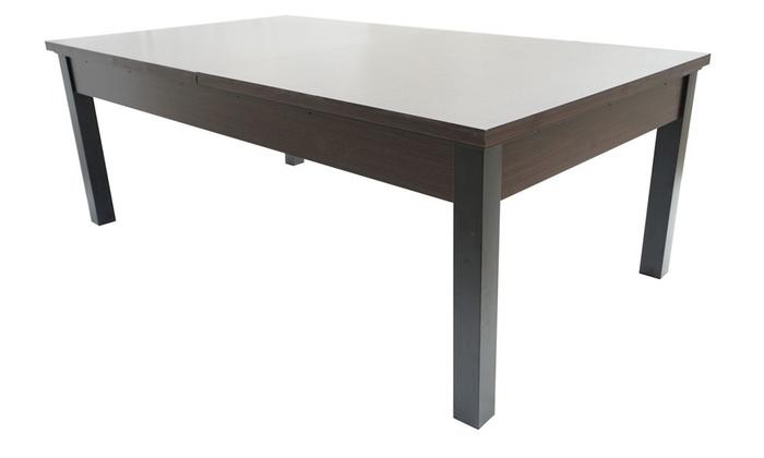 billard am ricain convertible groupon shopping. Black Bedroom Furniture Sets. Home Design Ideas