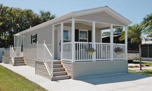 Lakeside RV & Cottage Resort near Florida Beach