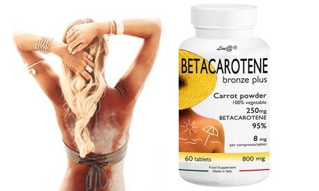 30 hasta 360 comprimidos de Betacaroteno