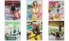 Riviste Gruppo Hearst Magazines Italia Spa : Abbonamenti per l'estate con spedizione gratuita: Gente, Cosmopolitan, Elle, Marie Claire (sconto fino a 69%)