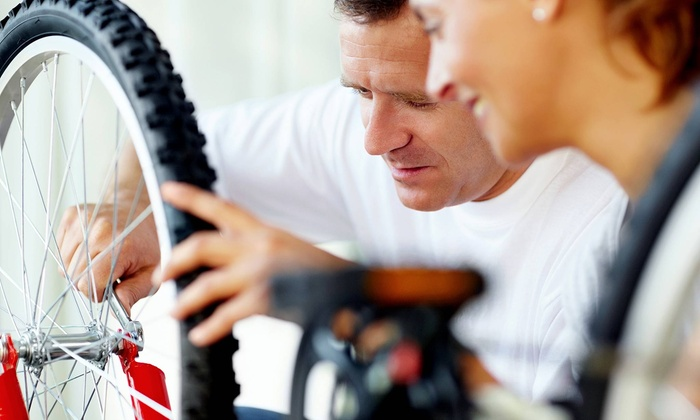 Gap 30 Cycles - Wyoming: Light or Standard Bike Tune-Up at Gap 30 Cycles (Up to 42% Off)