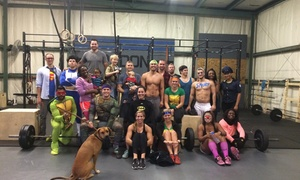 Radon CrossFit: Four Weeks of Unlimited CrossFit Classes at Radon CrossFit (53% Off)