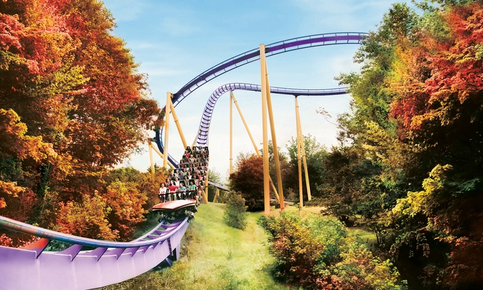 Busch Gardens Williamsburg Deal Of The Day Groupon