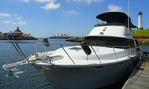 Private Yacht in Long Beach at Dockside Boat & Bed, plus 6.0% Cash Back from Ebates.