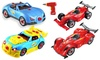 DIY Racing Car Assembly Toy Set