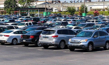 3, 5, or 7 Days of Outdoor Airport Parking at ATL