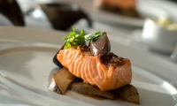 Three-Course Meal with Wine for Two or Four at Fox Excel (Up to 28% Off)