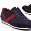 Henry Ferrera Men's Lace-Up Fashion Sneakers