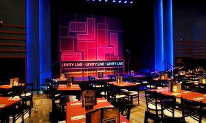 Levity Live Comedy Club North Jersey: Standup at Levity Live Comedy Club for Two or Four Through July 30, 2016 (Up to 79% Off)