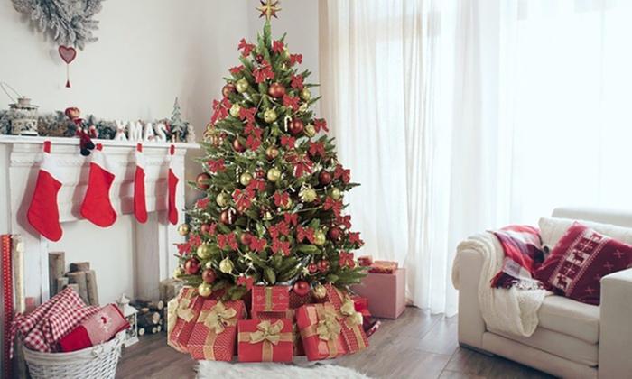 Alberi Di Natale Foto.Albero Di Natale Magic Christmas Fino A 850 Punte Disponibile In Varie Misure
