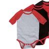 Infant Raglan Bodysuit (3-Pack)