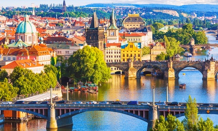 ✈ Prague, Vienna and Budapest: 6 or 9 Nights at Choice of Hotels with Return Flights and Train Transfers*