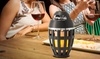 ETERNAL Tiki Torch Wireless Stereo Speaker and Flame Table Lamp
