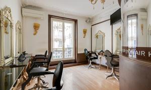 (#BonPlanParis) Rendez-vous chez le coiffeur -68% réduction