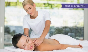 Total Health Systems: 60-Minute Massage with Optional Chiropractic Exam and Adjustment at Total Health Systems (Up to 84% Off)