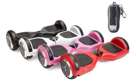 Hoverboard Tango  in der Farbe nach Wahl mit Bluetooth und Lautsprecher inkl. Transporttasche und Fernbedienung : 119,95 €