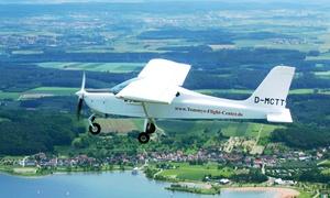 Tommys Flight Center: Ultraleichtflugzeug selbstfliegen inklusive Einführung und Flugpraxis mit Lehrer von Tommys Flight Center ab 59,90 €