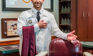 V's Barbershop-Tucson Joesler Village: A Men's Haircut with Shampoo and Style from V's Barbershop - Tucson Joesler Village (54% Off)