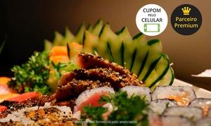 Sushihara: Sushihara – Lagoa da Conceição: almoço ou jantar com buffet livre de sushi para 1, 2 ou 4 pessoas