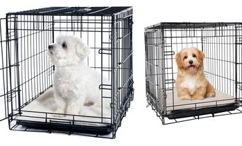 Self-Warming Thermal Pet Crate Pads