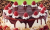 Marble Slab Creamery - Vernon: One Small or Large Ice-Cream Cake in 10 Available Flavours at Marble Slab Creamery (Up to 53% Off)